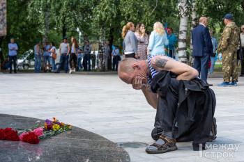 В Нижнем Тагиле десантники отметили День ВДВ (ФОТОРЕПОРТАЖ)