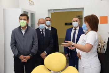 Губернатор Куйвашев в пятницу приедет в Нижний Тагил