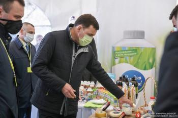 В магазинах Свердловской области стало больше товаров от местных производителей
