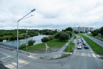 Временный мост на улице Красноармейской в Нижнем Тагиле сделают постоянным