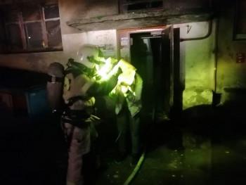 В Нижнем Тагиле из-за пожара в жилом доме эвакуировали 17 человек