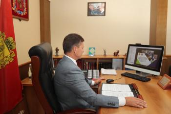 РБК: Губернатор Владимирской области ушёл в отставку