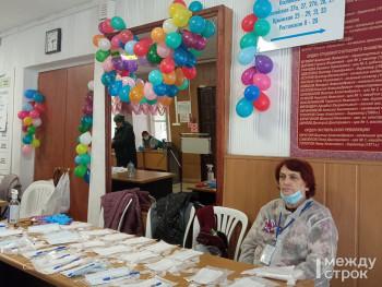 В Нижнем Тагиле к середине третьего дня выборов проголосовало менее половины избирателей