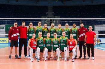 «Уралочка-НТМК» откроет 55-й волейбольный сезон в Нижнем Тагиле