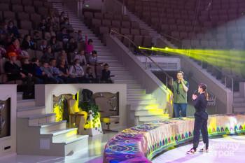 Артисты «Тропик шоу» провели в Нижнем Тагиле открытую репетицию и ответили на вопросы зрителей