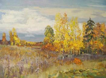 Выставка работ знаменитого тагильского живописца Николая Корзнякова проходит в «Красногвардейце»