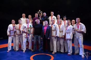 Бойцы ОМОН из Нижнего Тагила заняли второе место на областном турнире по рукопашному бою