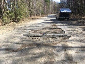 ГИБДД Нижнего Тагила закрыла движение автобусных маршрутов в посёлки Лая и Горноуральский
