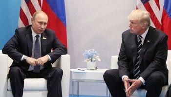 Трамп иПутин встретятся 16июля вХельсинки
