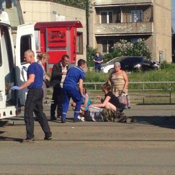 На Вагонке мужчина угодил под колёса трамвая