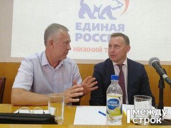 Владислав Пинаев победил директора магазина в борьбе за пост лидера тагильских единороссов. Его замом стал владелец ООО «Водоканал-НТ»