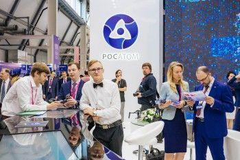 «Росатом» представил на «Иннопроме» крупнейший проект по созданию в России ветроиндустрии