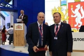 Депутат Нижнетагильской гордумы получил престижную премию
