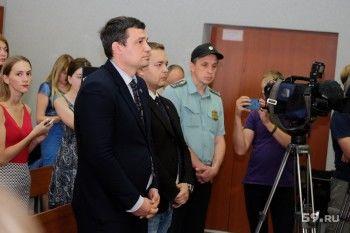 Экс-депутат Заксобрания Пермского края получил два года колонии за избиение DJ Smash