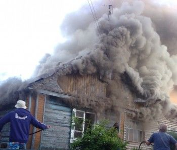 Под Нижним Тагилом в садовом доме заживо сгорел пенсионер