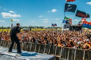 Рок-музыканты объявили бойкот «Нашествию» из-за сотрудничества фестиваля с Минобороны