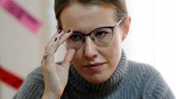 Ксения Собчак выступила заповышение пенсионного возраста