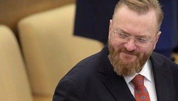 «Каждое государство вправе иметь своих идиотов». Милонов прокомментировал предложение латвийского депутата «раздробить Россию»