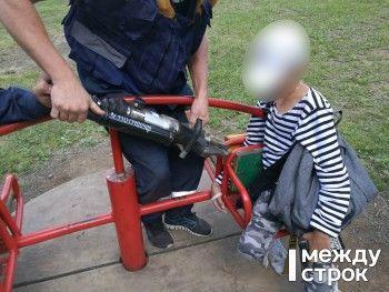 В Нижнем Тагиле карусель зажала руку 12-летнего подростка