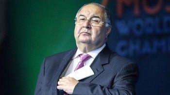 Миллиардер Алишер Усманов продал долю в футбольном клубе «Арсенал»