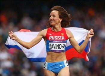 Бегунью из Нижнего Тагила Марию Савинову окончательно лишили золота Олимпиады в Лондоне