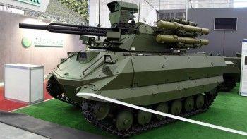 СМИ: «Уралвагонзавод» построит робот-танк взамен дорогой «Арматы»