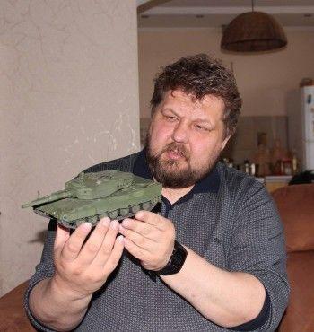 Тагильский военный эксперт назвал фейком инсайд РБК о разработке «Уралвагонзаводом» робота-танка