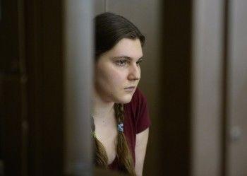 Суд продлил арест 18-летней фигурантке дела «Нового величия» Анне Павликовой