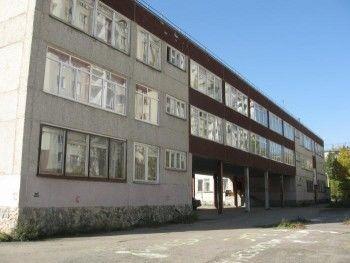 В Екатеринбурге рабочий сорвался с крыши школы и сломал позвоночник