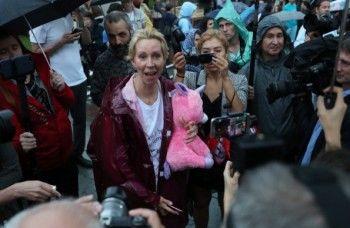«Марш матерей» прошёл в Москве, Санкт-Петербурге и Екатеринбурге (ВИДЕО, ФОТО)