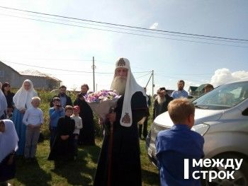 Глава старообрядческой церкви прибыл в Нижний Тагил и одобрил место строительства храма