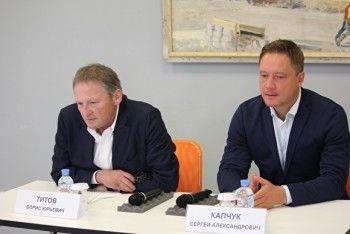 Суд Екатеринбурга отменил заочный арест уральского олигарха Сергея Капчука