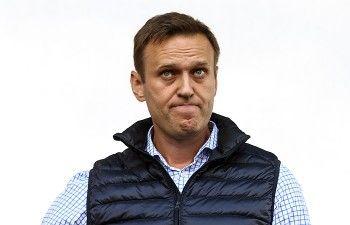 В Москве задержан оппозиционный политик Алексей Навальный