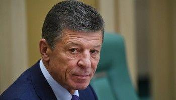 Вице-премьер Дмитрий Козак анонсировал рост акцизов на бензин с 1 января