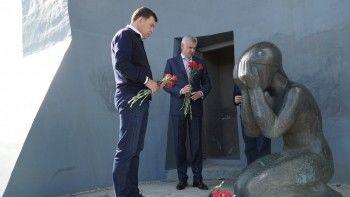 Куйвашев иНосов попросили власти Коми установить финальную скульптуру «Треугольника скорби»