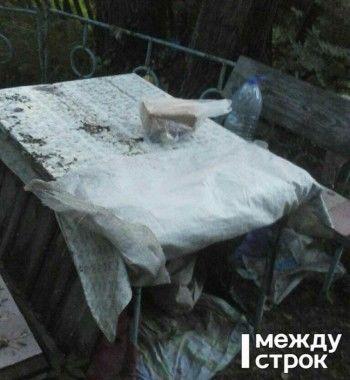 Живущий на кладбище бомж полгода обворовывал жителей Черноисточинска
