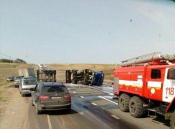 В ДТП под Самарой погибли пять жителей Свердловской области (ВИДЕО)