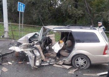 В Нижнем Тагиле в ДТП пострадали два человека, один в коме