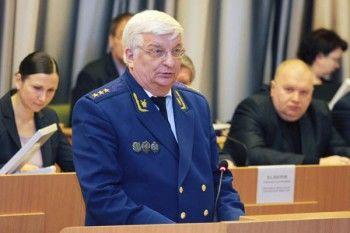В УрФО назначен новый заместитель генпрокурора