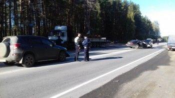 Под Режом BMW насмерть сбил водителя МАЗа