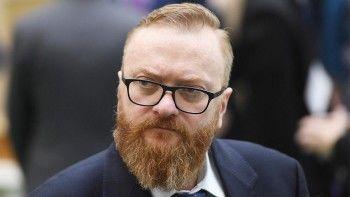 Милонов призвал главу Минздрава ввести вРоссии «сухой закон»