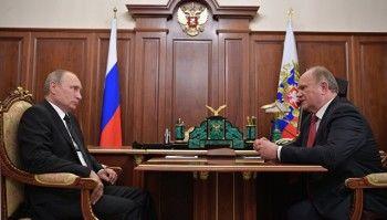 Зюганов обратился к Путину после выборов губернатора в Приморье