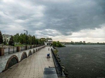 Циклон принесёт в Нижний Тагил дожди и похолодание
