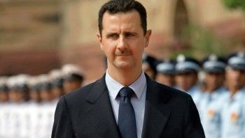 Асад выразил соболезнования Путину спустя два дня после крушения Ил-20 вСирии