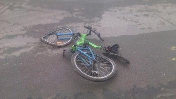 В Свердловской области насмерть сбили десятилетнего велосипедиста
