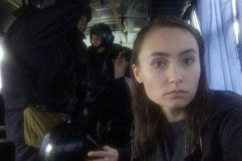 ВЕкатеринбурге суд освободил активистку сэпилепсией, арестованную заакцию 9сентября