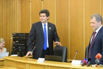 Гордума Екатеринбурга выбрала председателя и нового главу города