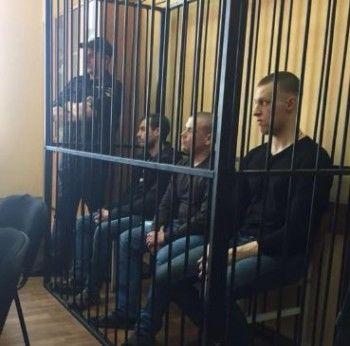 Свердловский облсуд отказался вернуть в СИЗО полицейских, обвиняемых в смерти Станислава Головко