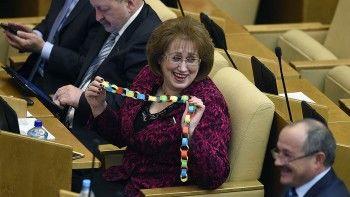 Депутат Госдумы пожаловалась на зарплату