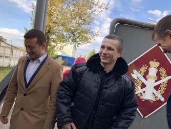 Подвергшийся пыткам Евгений Макаров вышел из ярославской колонии